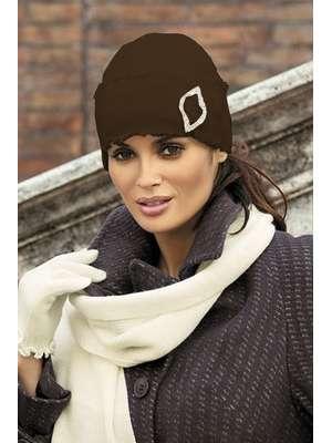 Zimowe czapki damskie kamea