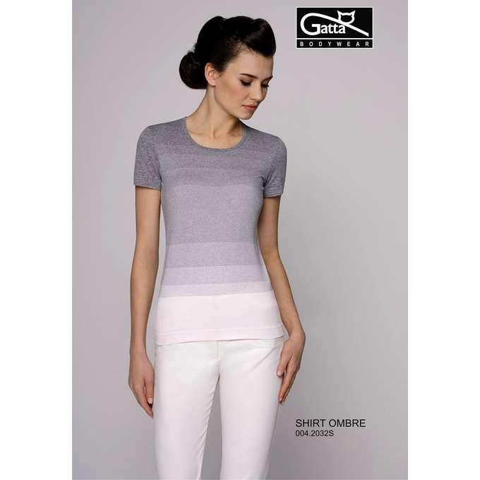 fd5c5f7d8ae473 Bluzka Gatta 42032 Shirt Ombre - Bliskociala - bielizna damska ...