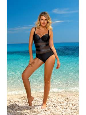 d9dd8db2440fc4 Kostiumy kąpielowe jednoczęściowe > Stroje kąpielowe Self - sklep z ...