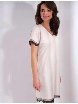 d553d8f82dd4fb Koszule nocne damskie z krótkim rękawem - sklep z bielizną Bliskociala 1