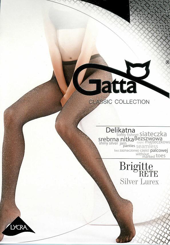 d27307741d3a3c Rajstopy Gatta Brigitte 02 Rete Lurex - Bielizna damska, męska i ...