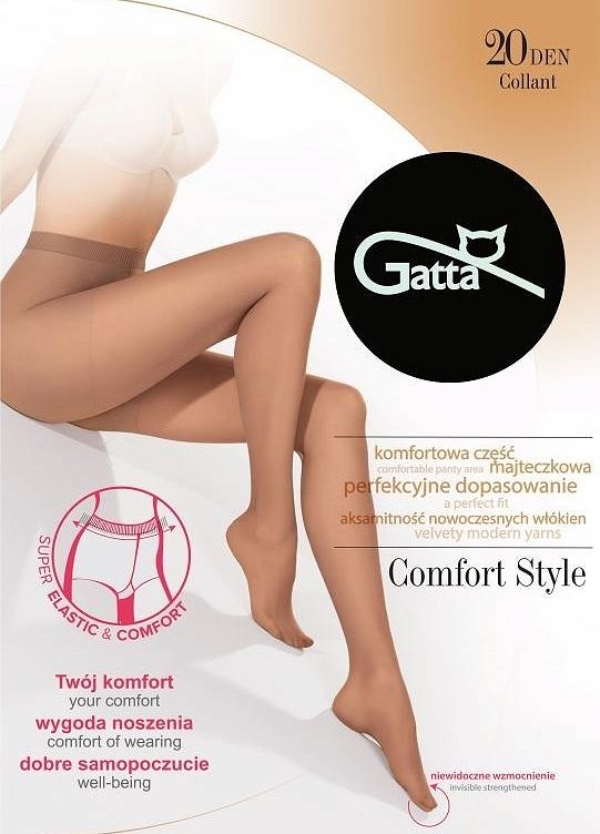 0b473f9b6a6f07 Rajstopy Gatta Comfort Style 20 den 2-4 - Bielizna damska, męska i ...